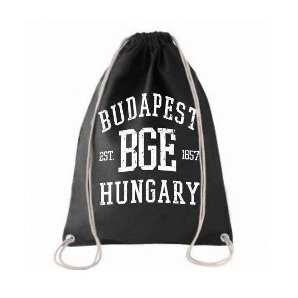 GymBag fekete